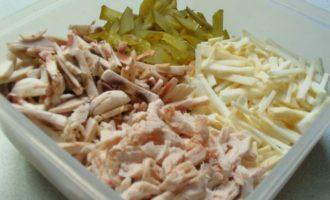 Рецепт английского салата