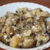 Баклажаны под грибы