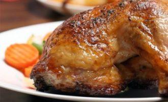 Курица в пиве «По-домашнему» в мультиварке