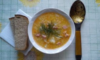 Деревенский суп «Кондёр»