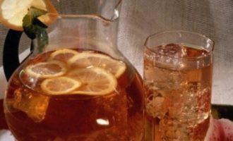 Узвар с мёдом «Услада»