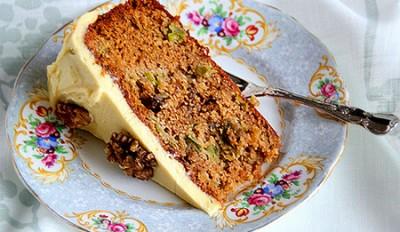 Рецепт пирога с зелеными помидорами